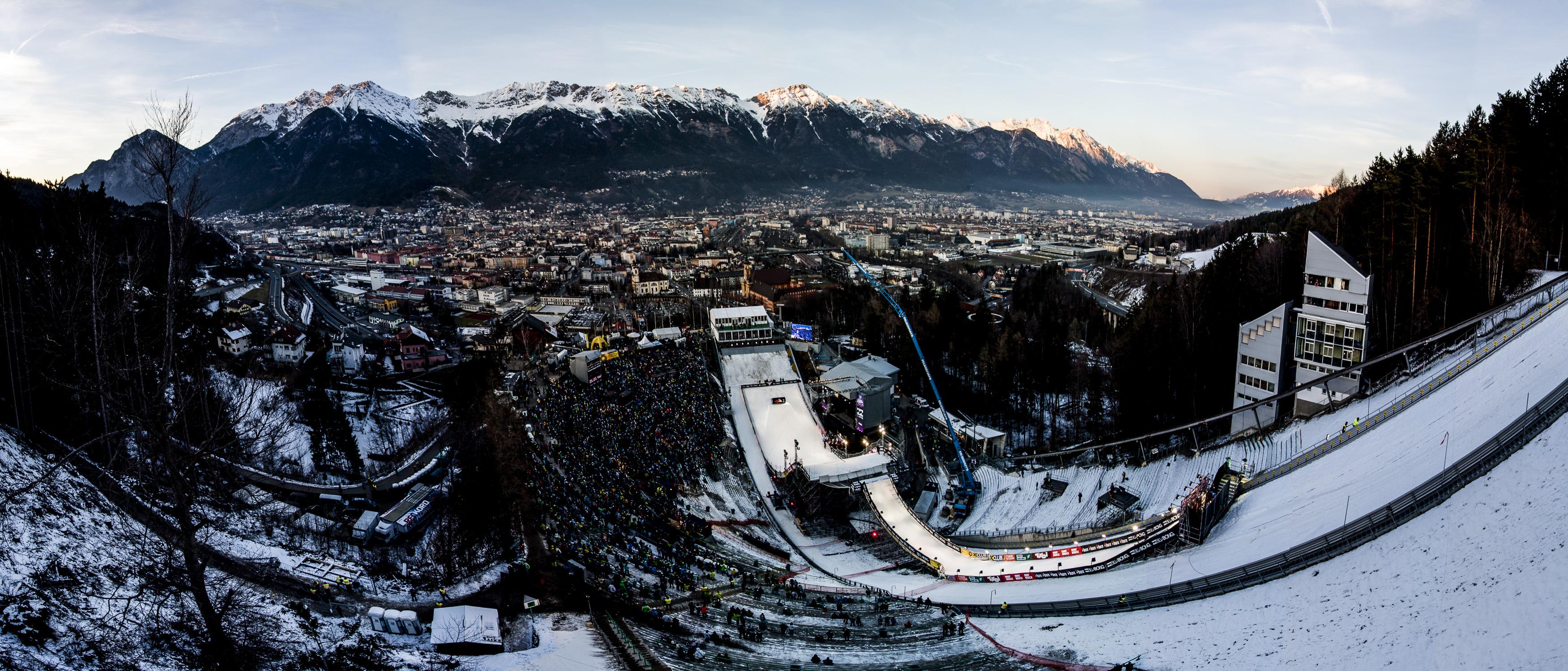 Innsbruck Air&Style 2011