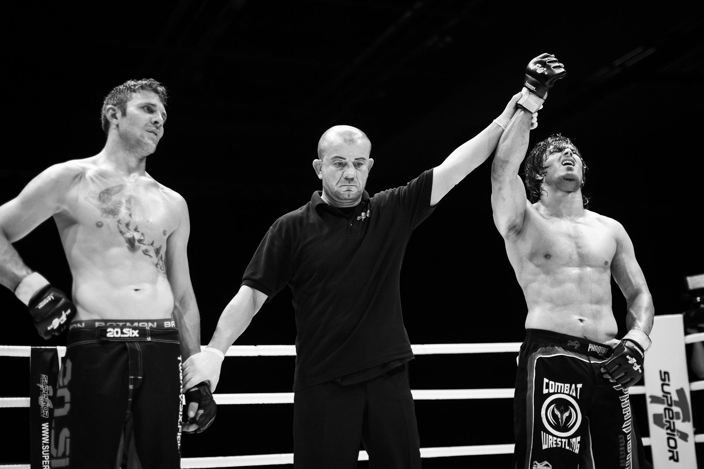MMA No Compromises 2013