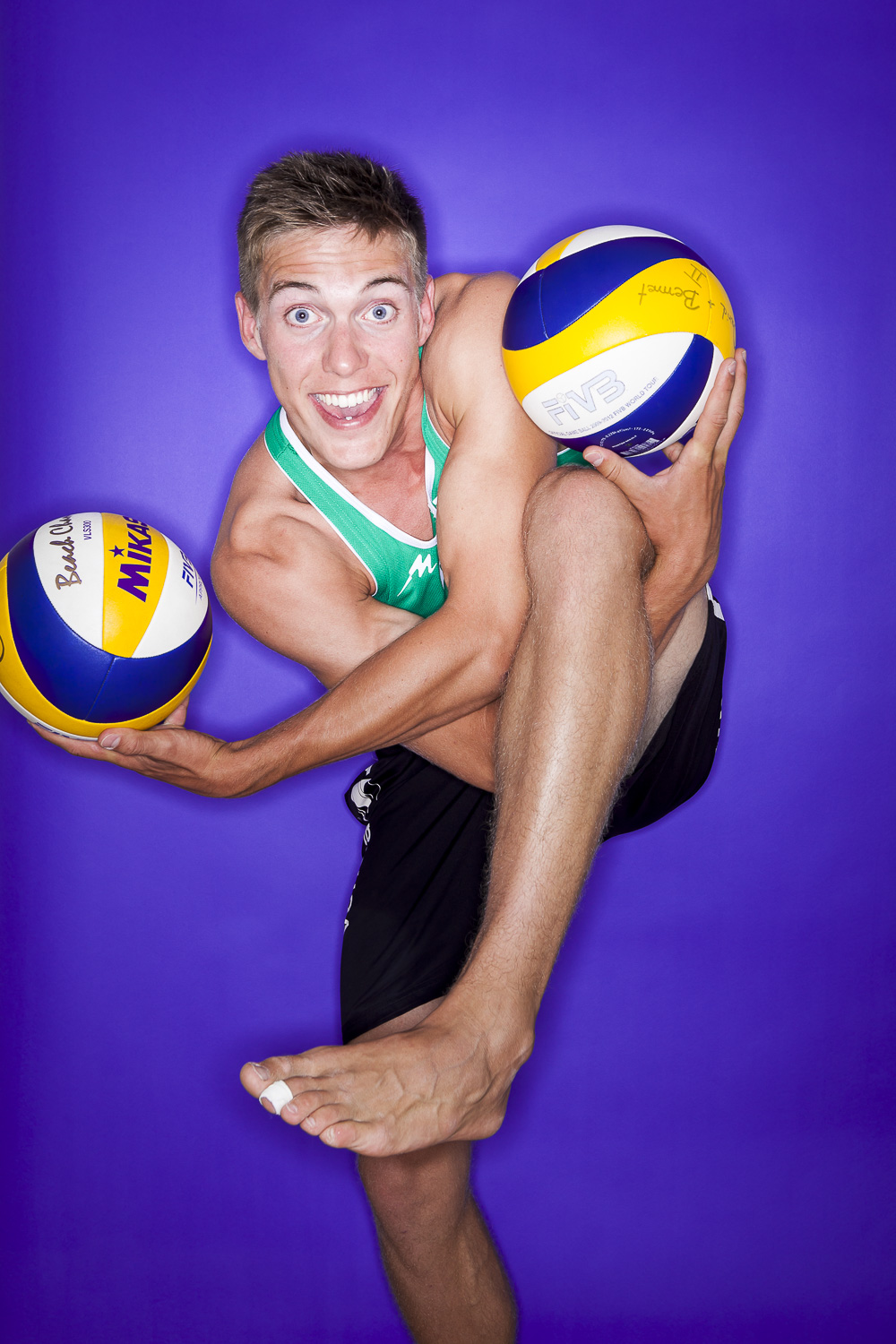 Sportraits – Beyond Beachvolleyball
