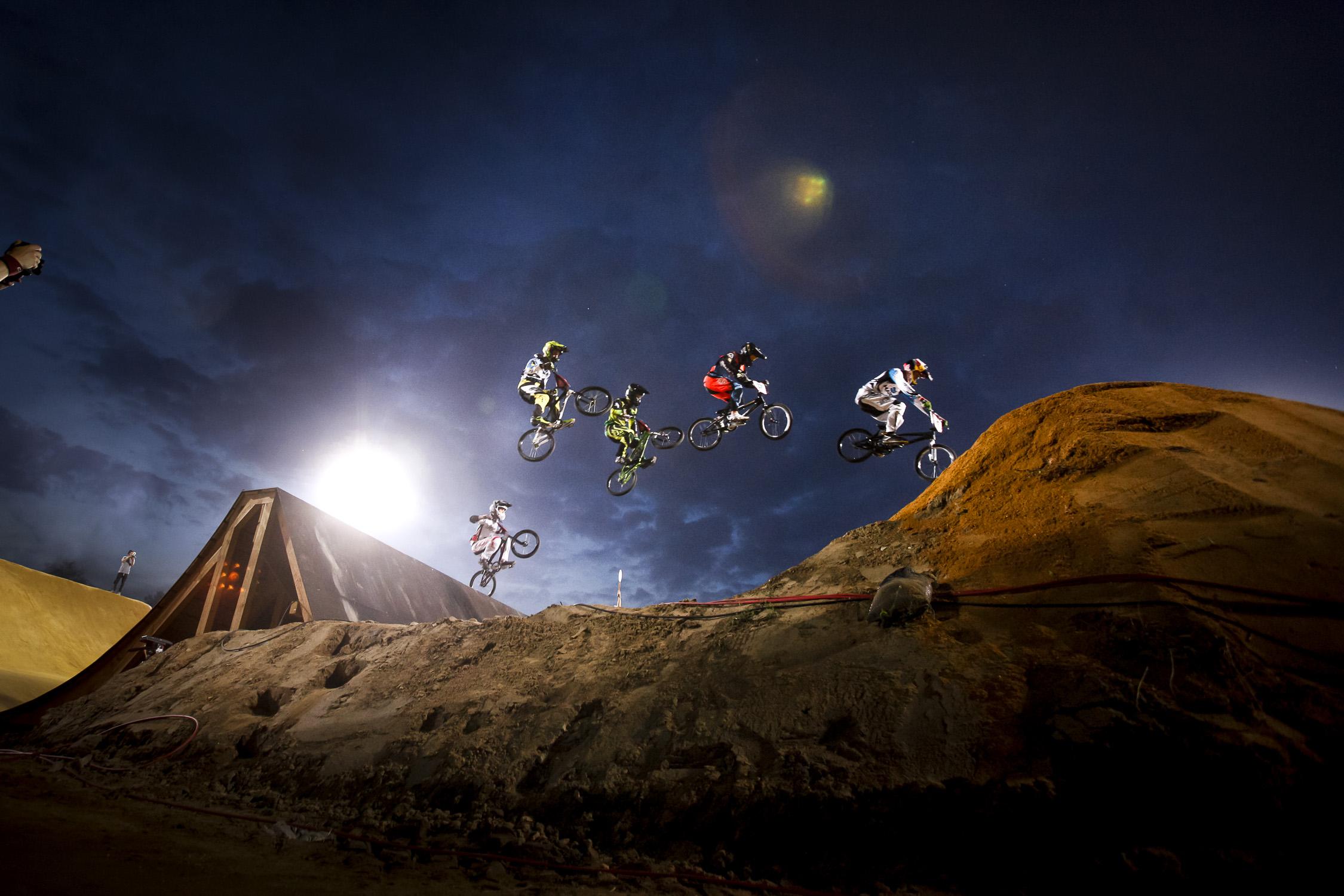 BMX – Red Bull Revolutions