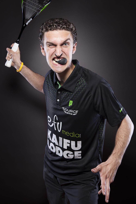 Sportrait – Real Sportsman – Squash
