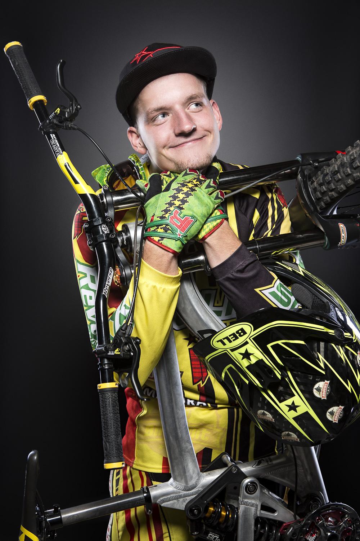 Sportrait – Real Sportsman – Downhill Mountainbiking