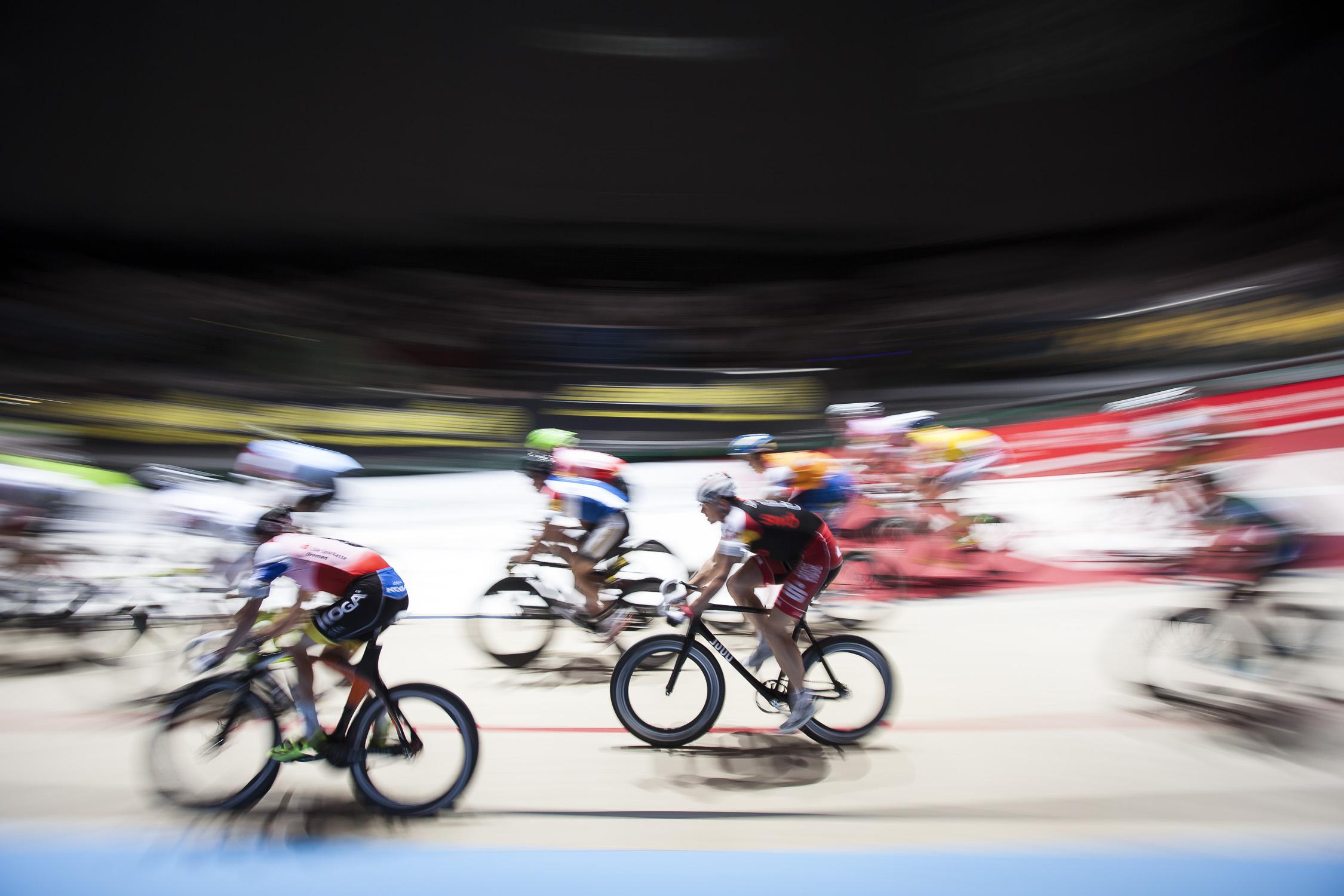Radsport – Sechstagerennen Bremen 2014