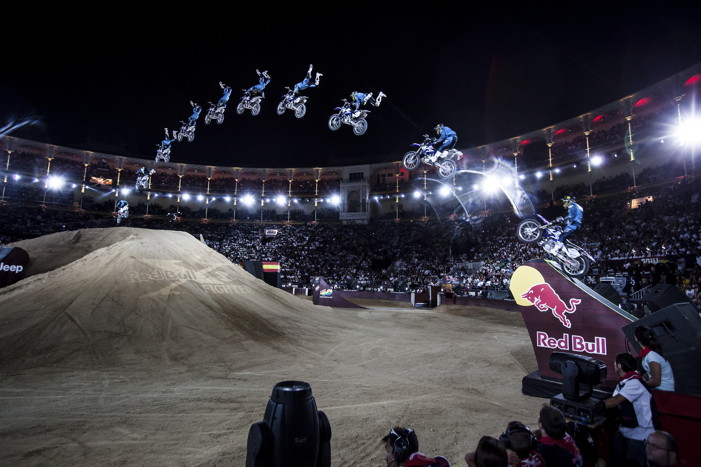 Motocross – X-Fighters Madrid