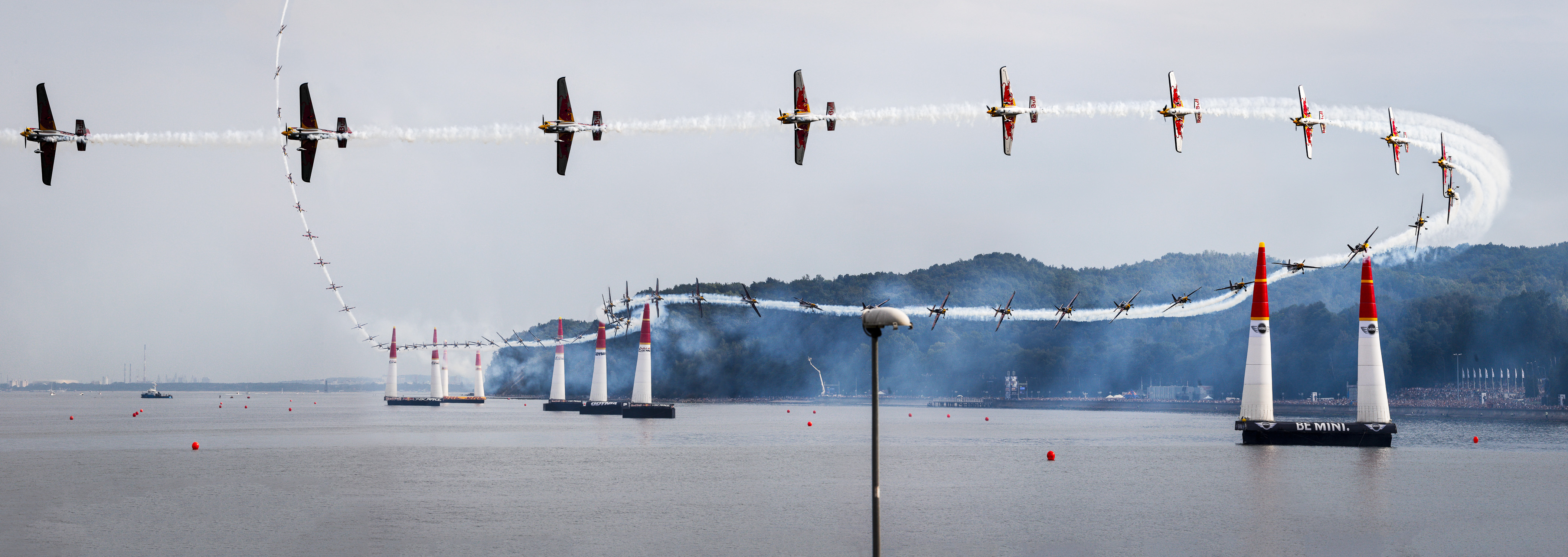 Red Bull Airrace Gdynia 2015