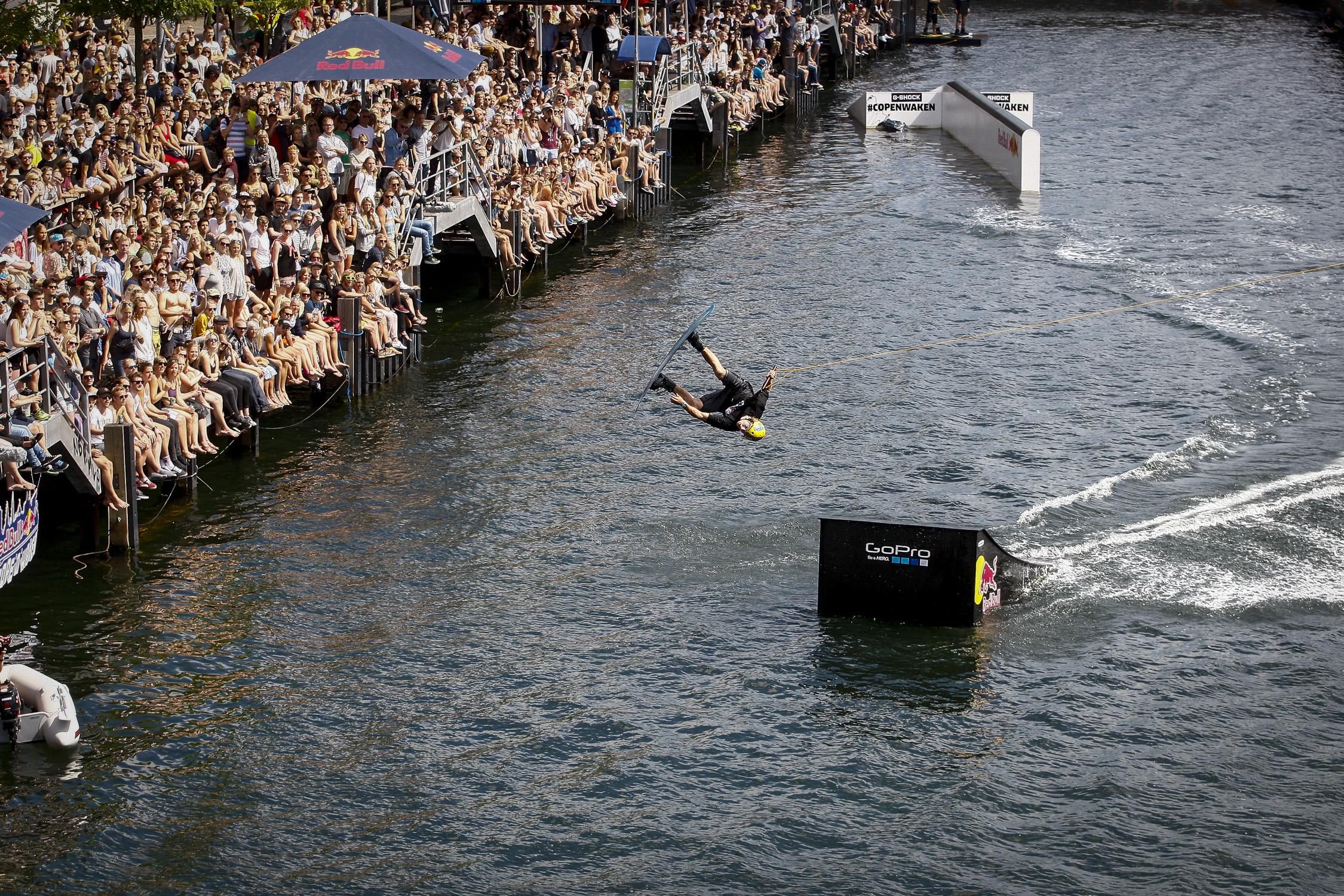 Wakeboard – Red Bull – Cope'n'waken 2014