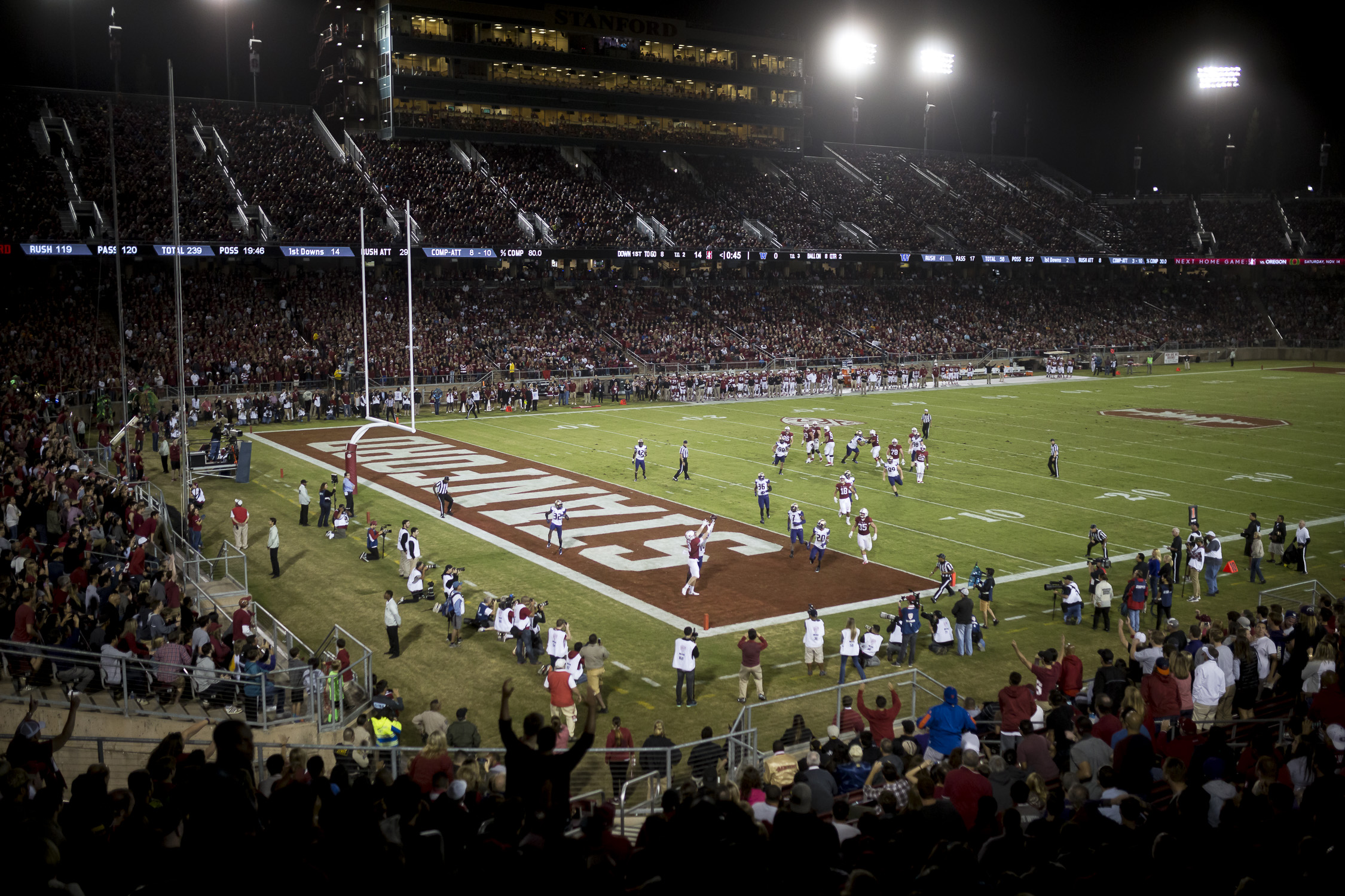 20151025 – College Football Stanford vs Washington – 371