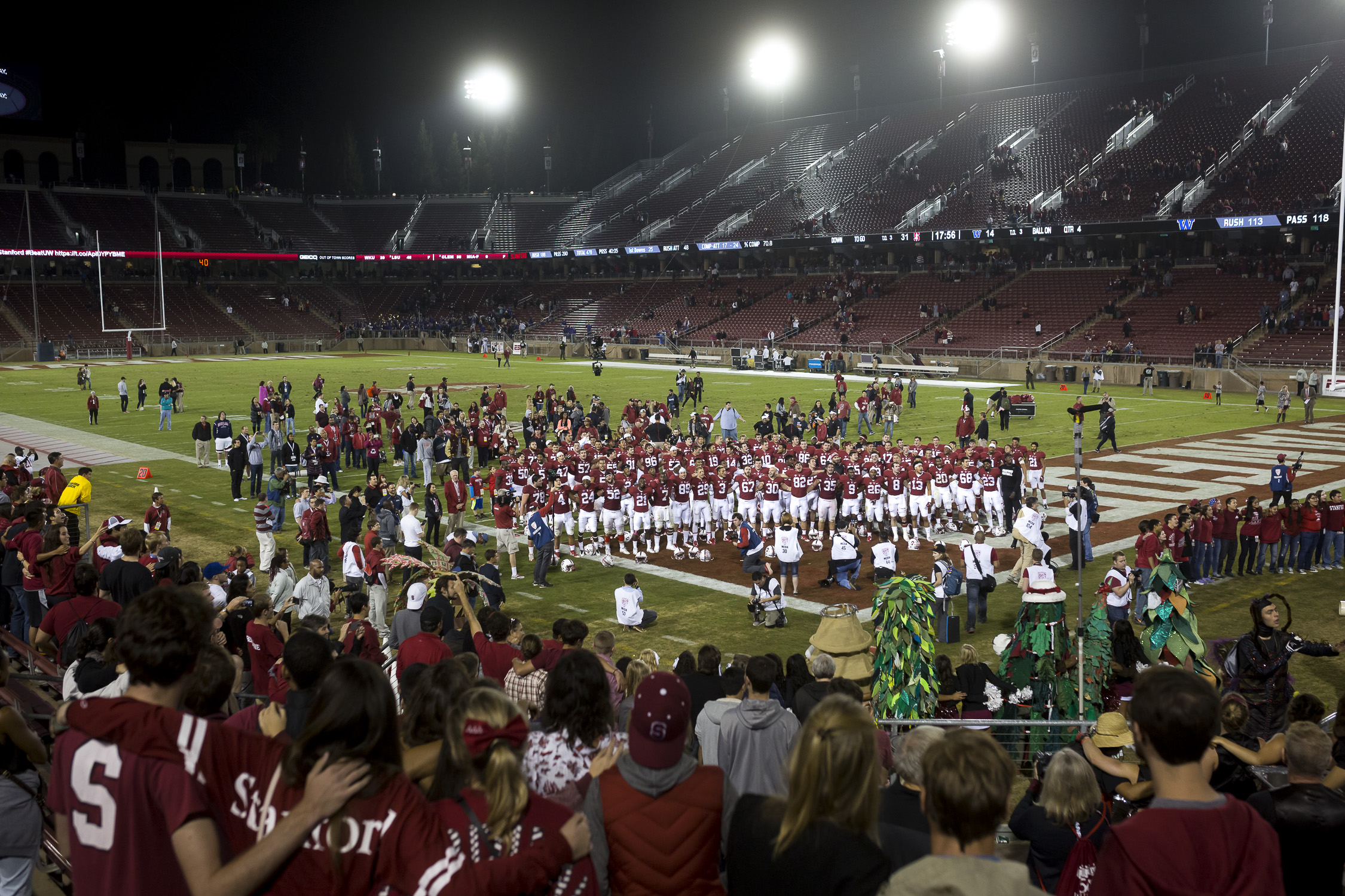 20151025 – College Football Stanford vs Washington – 979