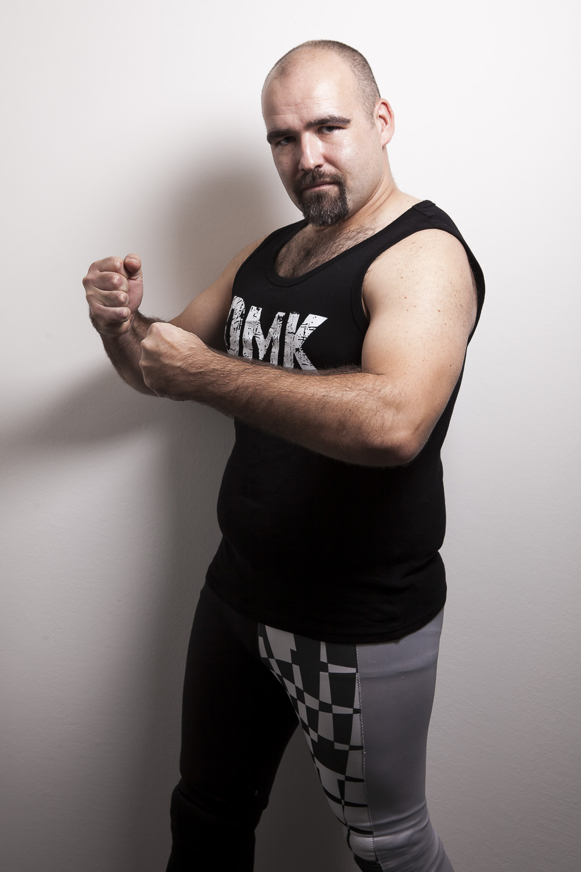 Sportrait – Portrait – Wrestling