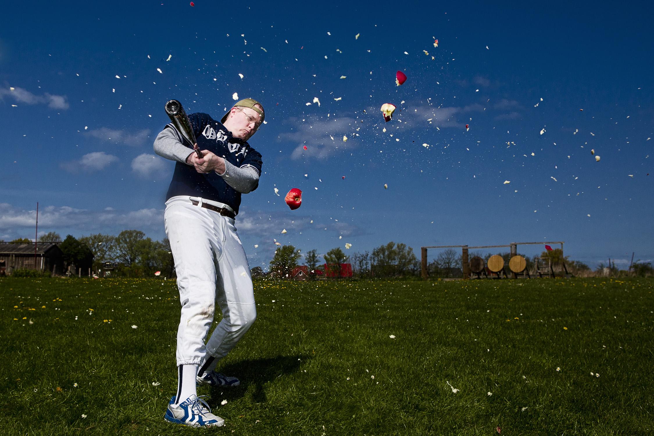 Sportrait – Baseballer