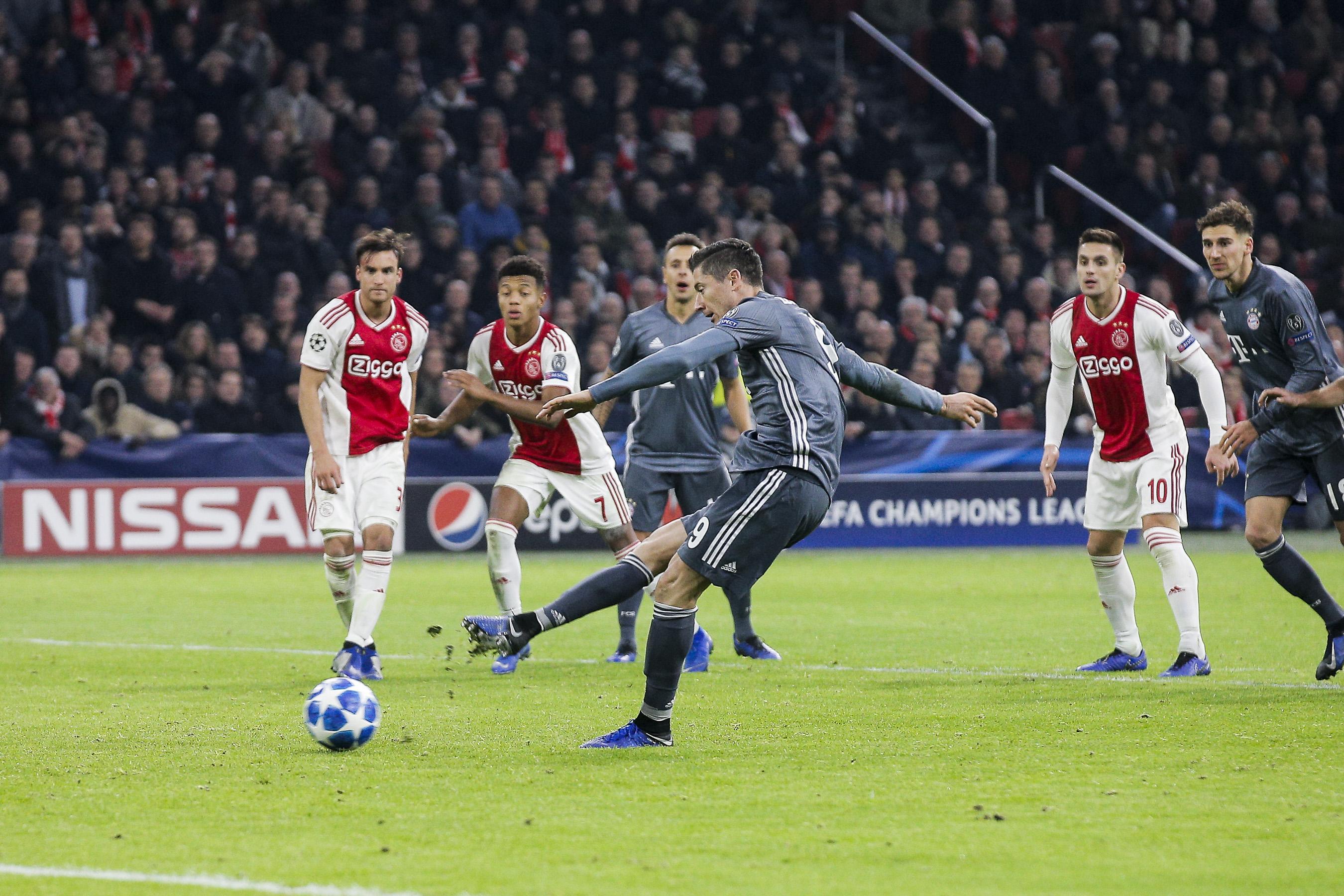 Portfolio(20181212 – CL Ajax Amsterdam – Bayern München – 2070)