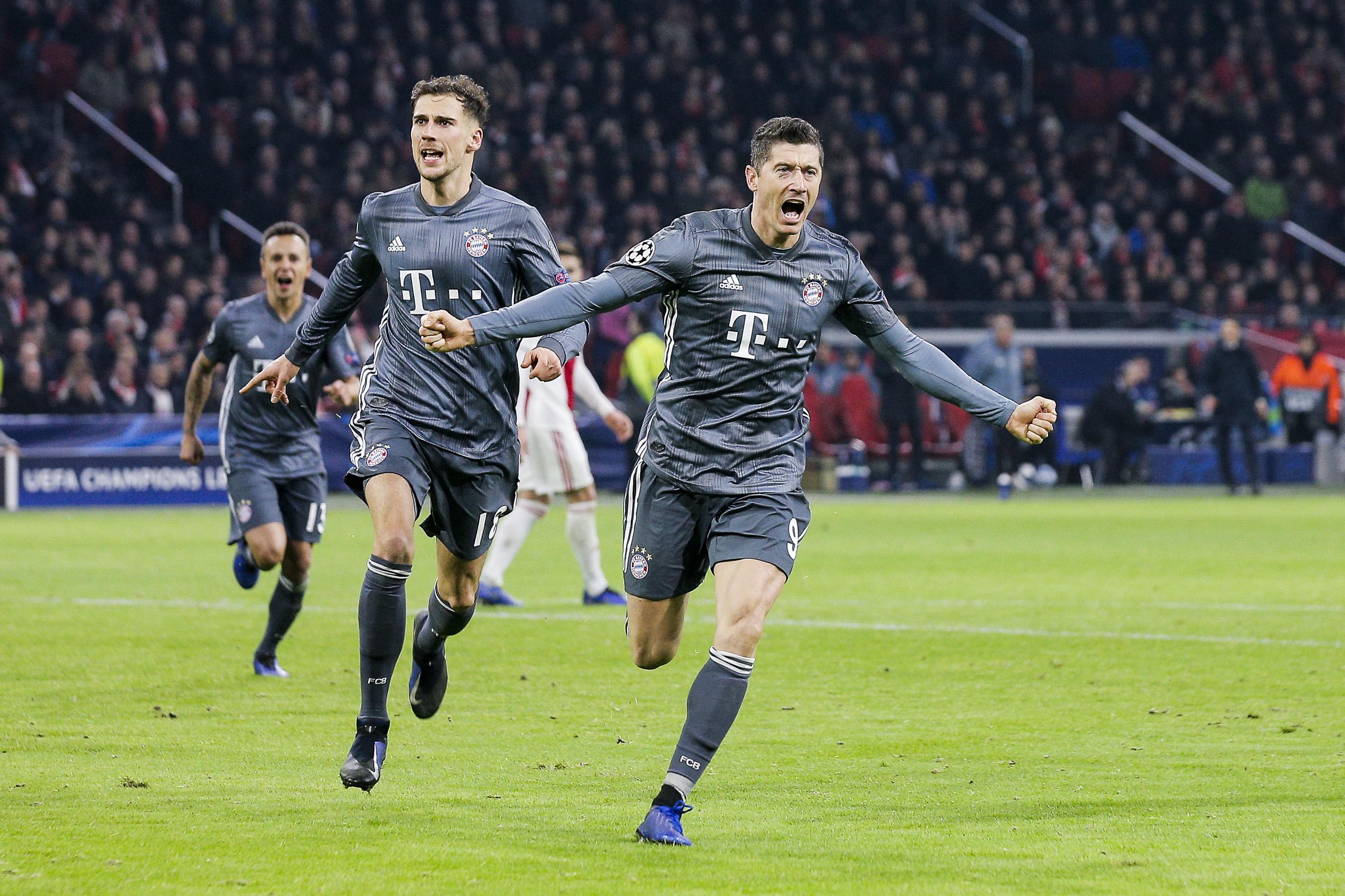 Portfolio(20181212 – CL Ajax Amsterdam – Bayern München – 2091)