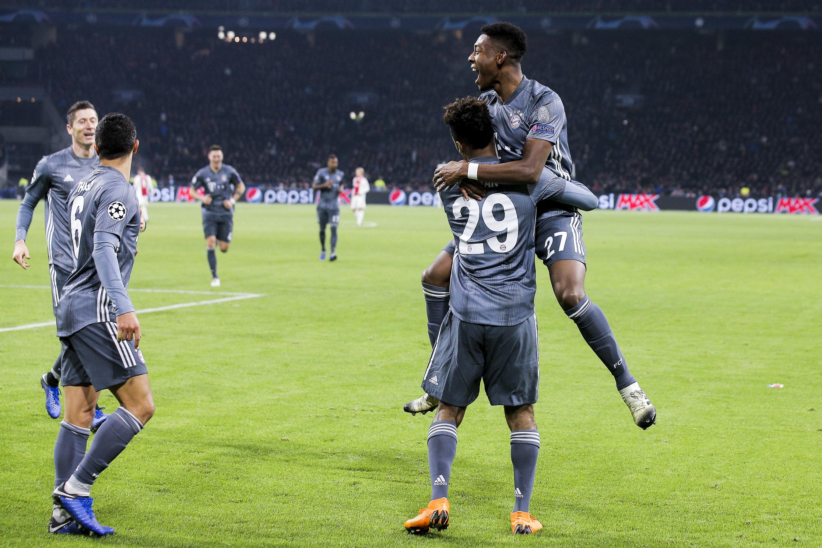 Portfolio(20181212 – CL Ajax Amsterdam – Bayern München – 2225)
