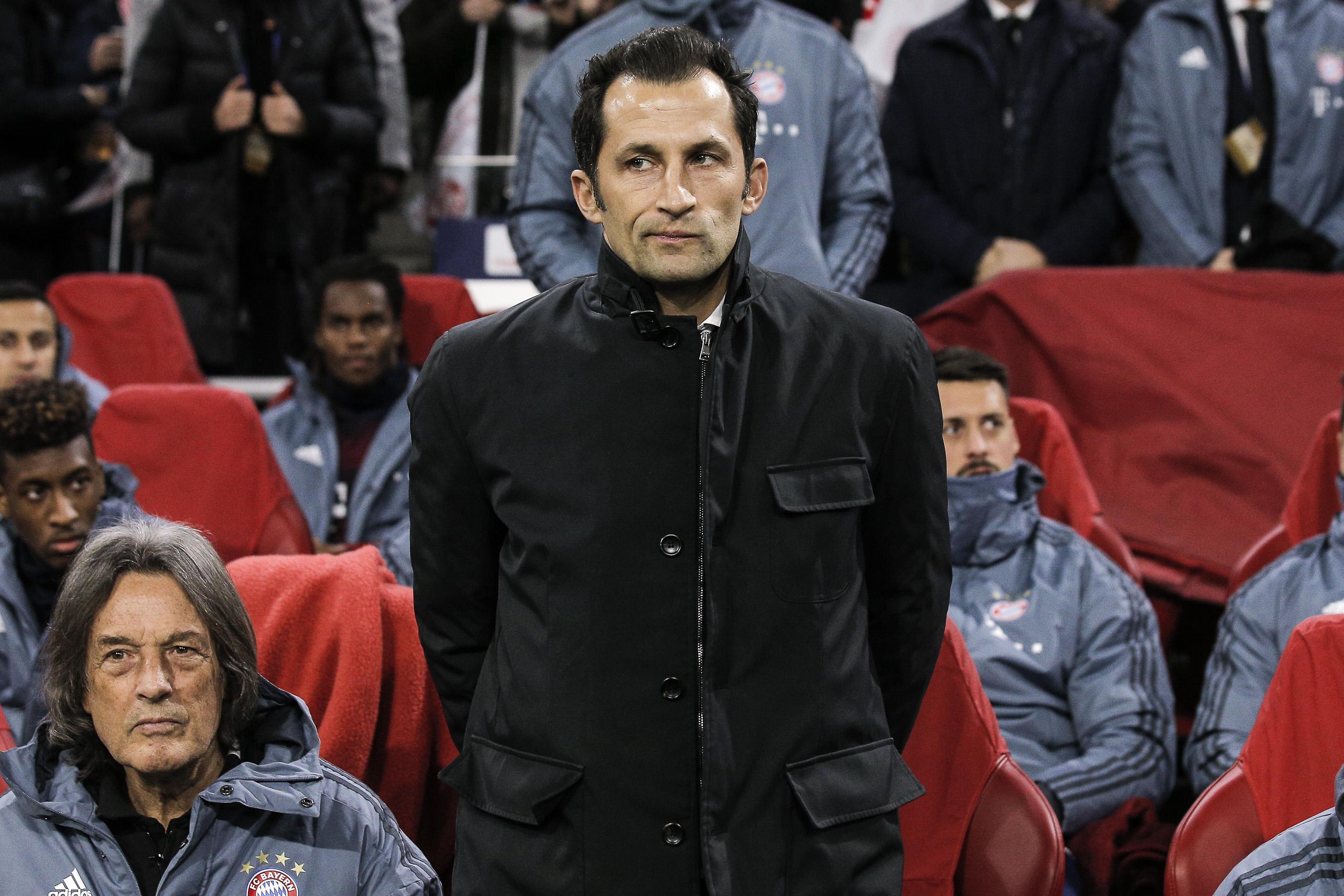 Sportdirektor Hasan Salihamidzic ( Bayern )