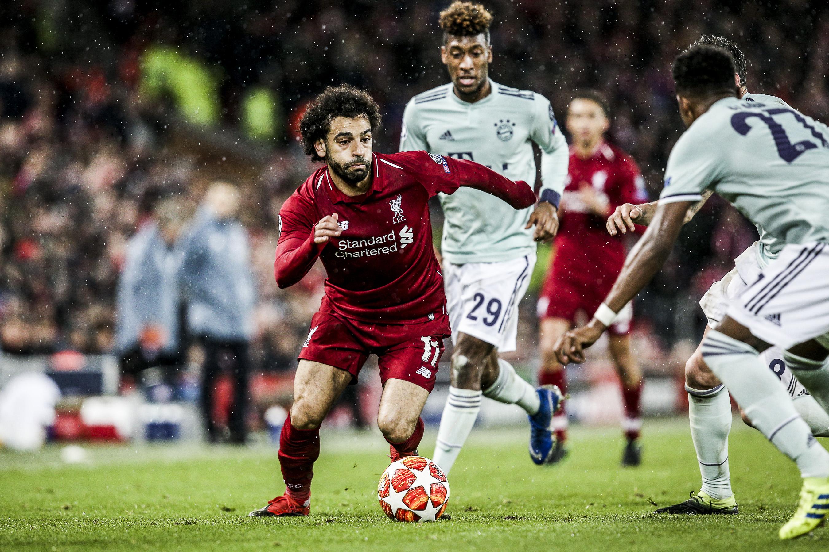 Portfolio(20190219 – CL Liverpool – Bayern – 2001)