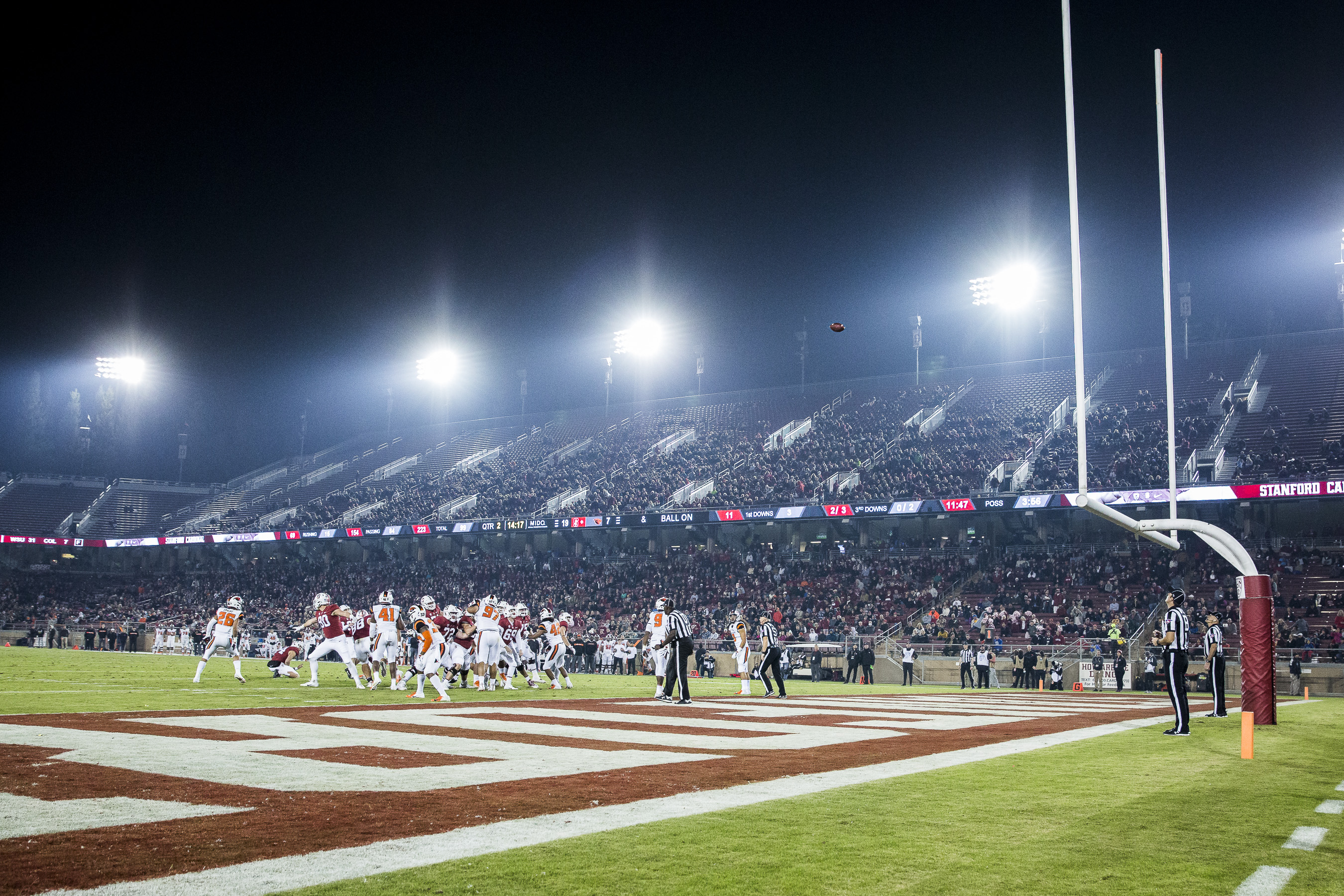 Portfolio(20181110 – Football Stanford – Oregon State – 433)