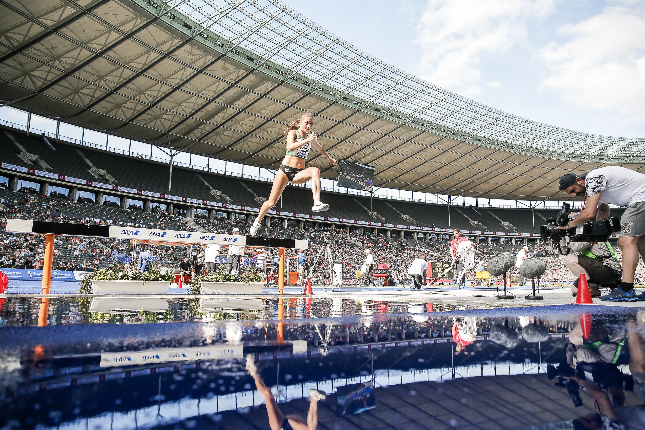 Deutsche Leichtathletik-Meisterschaften; Berlin, 03.08.2019